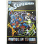 Especial Superman Mundos En Guerra Tomo 1 Vid