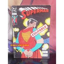Superman # 174 Editorial Vid 32 Paginas De Los Años 90