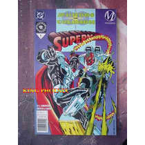 Superman Mundos En Colision Tomo 1, Editorial Vid