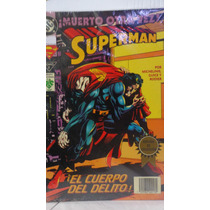 Superman Muerto Otra Vez Vol. 2 Editorial Vid