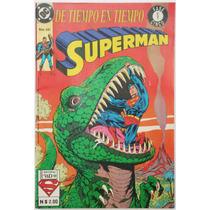 Superman # 201 De Tiempo En Tiempo Dc Vid 1994 Tlacua03