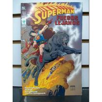 Superman Fuegos Lejanos Editorial Vid