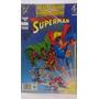 Superman Mundos En Colision Vol.3 1era Edicion Editorial Vid