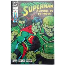 Superman # 187 Cuídense De Su Poder Dc 1994