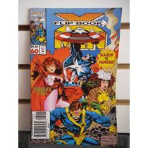 X-men Flip Book 60 Marvel Mexico Intermex