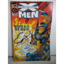 X-men Flip Book 18 Editorial Marvel Mexico Intermex