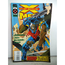 X-men Flip Book 23 Editorial Marvel Mexico Intermex