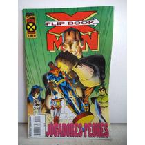 X-men Flip Book 45 Editorial Marvel Mexico Intermex