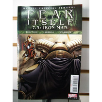 Fear Itself 7.3 Iron Man Televisa