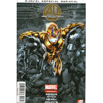 Age Of Ultron Serie Completa 11 Numeros Editorial Televisa