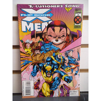 X-men Flip Book 33 Marvel Mexico Intermex
