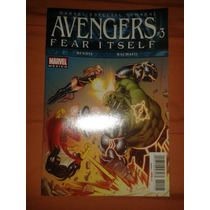 Fear Itself Avengers #3