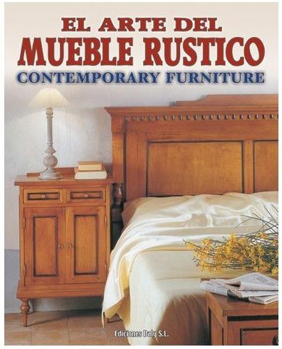 El arte del mueble r stico 4 vols daly 1 en - El paraiso del mueble ...