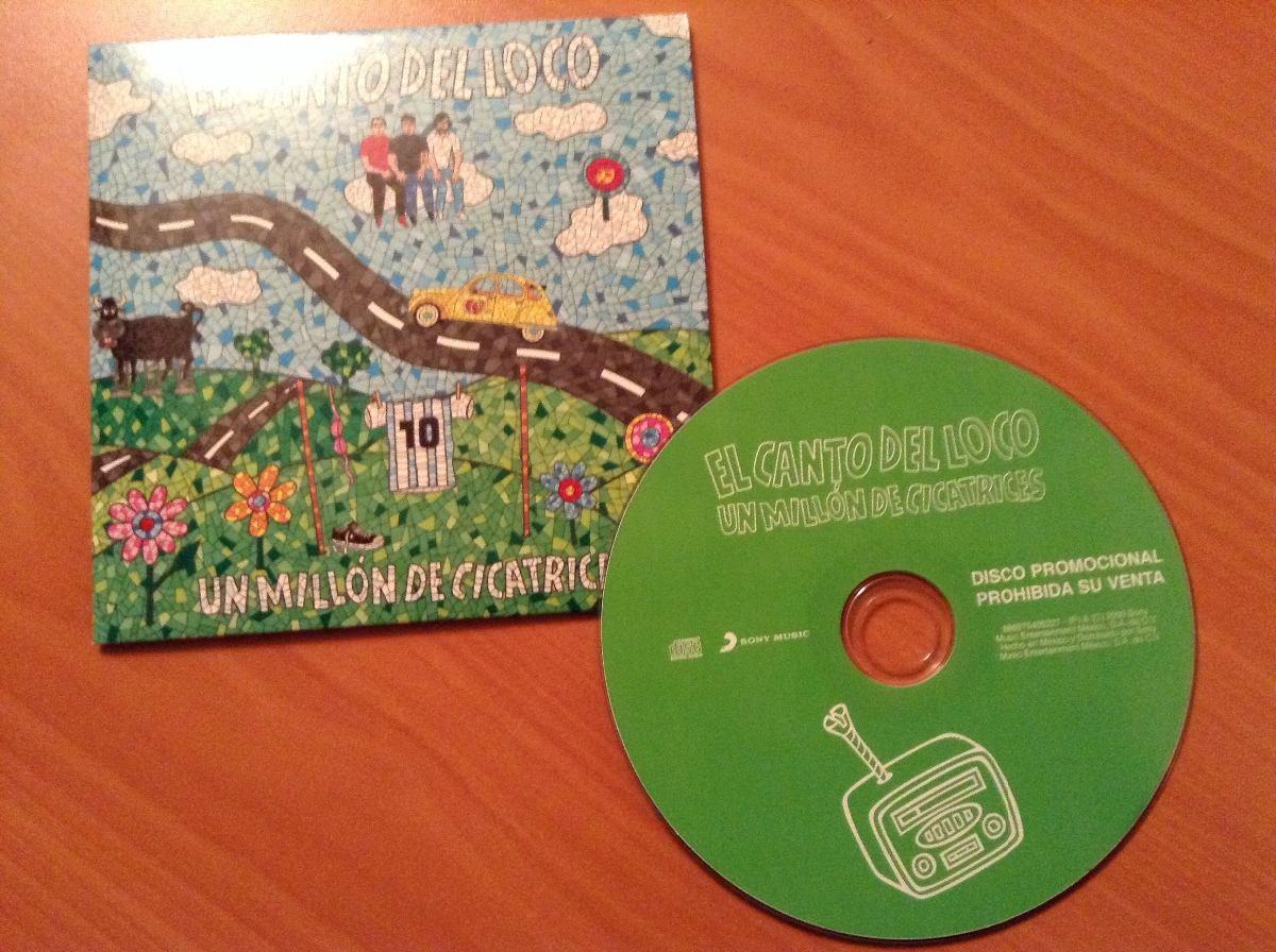 el cd del canto del loco: