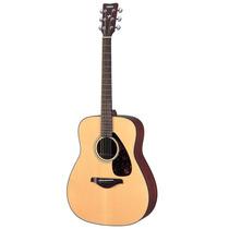 Guitarra Acústica Yamaha Fg700s Con Accesorios