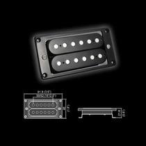 Pastilla Belcat Para Guitarra Electrica Bh-24/n P/brazo