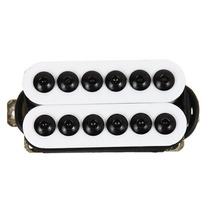 Pastilla Humbucker Invader Duncan Design White
