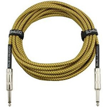 Gls Audio 20 Foot Guitarra Instrumento Cable - 1/4 Pulgada A