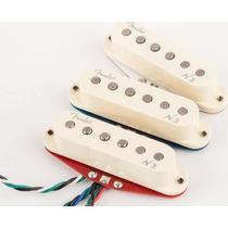 Fender Noiseless N3 Envío Gratis, Juego De Pastillas Pickups