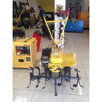 Motocultor Motor Gasolina 6.5hp Con Reversa!!! Completo Aspa