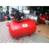 Compresor A Gasolina De 4 Hp Motor A Gasolina De 6.5 Hp Hond
