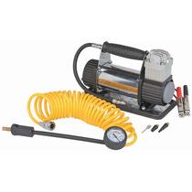 Compresor De Aire Infla Neumaticos Portatil 12v ,150psi Vv4