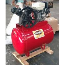 Compresor A Gasolina De 5 Hp Motor A Gasolina De 13 Hp Honda