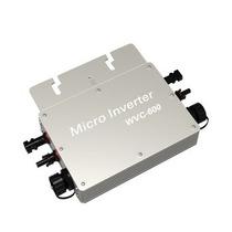 Inversor Exterior Interconexion Cfe 600w 22v-50v Panel Solar