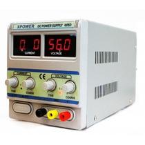 Fuente De Voltaje 60v Dc /5 Amp. Stak Nuevo