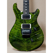 Prs Custom 24 Color Jade Guitarra Electrica