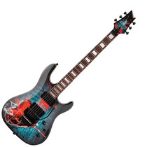 Guitarra Eléctrica Cort Kx Negro Kx5fr-tf Bk