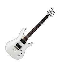 Guitarra Eléctrica Cort Kx Blanco Aperlado Kx5 Wp