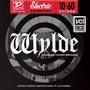 Dunlop Wylde Drop Tuning 10-60 Heavy Cuerdas Guitarra Hm4