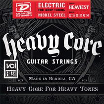 Dunlop Heavy Core Drop Tuning 12-54 Cuerdas Guitarra Vv4