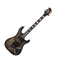 Guitarra Eléctrica Cort Kx Negro Kx5fr-cq Bk