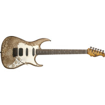 Hm4 Guitarra Eléctrica Axl Badwater Se Café As-820-ckbw