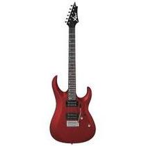 Guitarra Electrica Cort Roja Mate Mod X-1rds Envio Inmediato