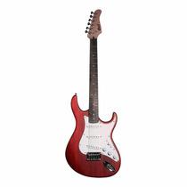 Guitarra Electrica Cort G Roja Mate G100 Opbc