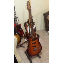 Guitarra Custom Shop Peavey Flame Burst