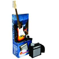 Combo De Guitarra Electrica Amplificador Y Accsoundtrack Usa