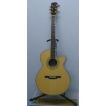 Guitarra Electroacústica Alvarez Profesional Pf90sc Rosewood