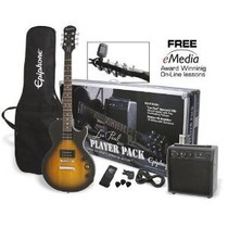 Epiphone Les Paul Special Ii Guitarrista Eléctrico Pack - Su