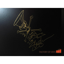 (*) Slash Headstock Vinil Sticker Guitarra Bajo