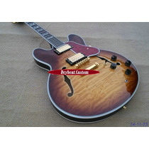 Gibson Es335 Curly Maple Top Importada