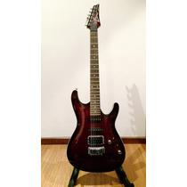 Guitarra Ibañez Sa 160 Fm Con Amplificador De Regalo