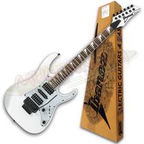 Guitarra Eléctrica Original Ibanez Rg350dxz-wh Envío Gratis
