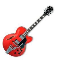 Guitarra Eléctrica Ibañez Artcore Roja Afs75t Trd