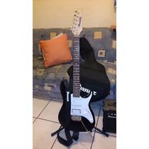 Guitarra Electrica Ibanez Gio Con Amplificador Y Accesorios