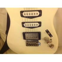 Guitarra Stratocaster Fender Bullet Squier Pastillas Usa