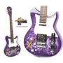 Oferta Guitarra Electrica Disney Hannah Montana Washburn Hm4